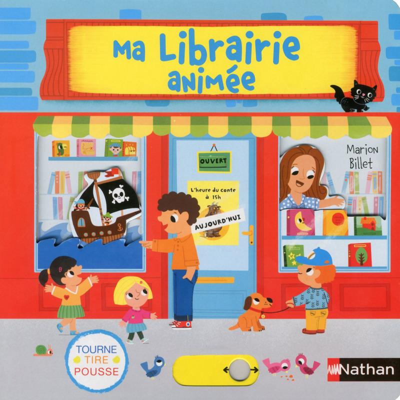 Ma librairie