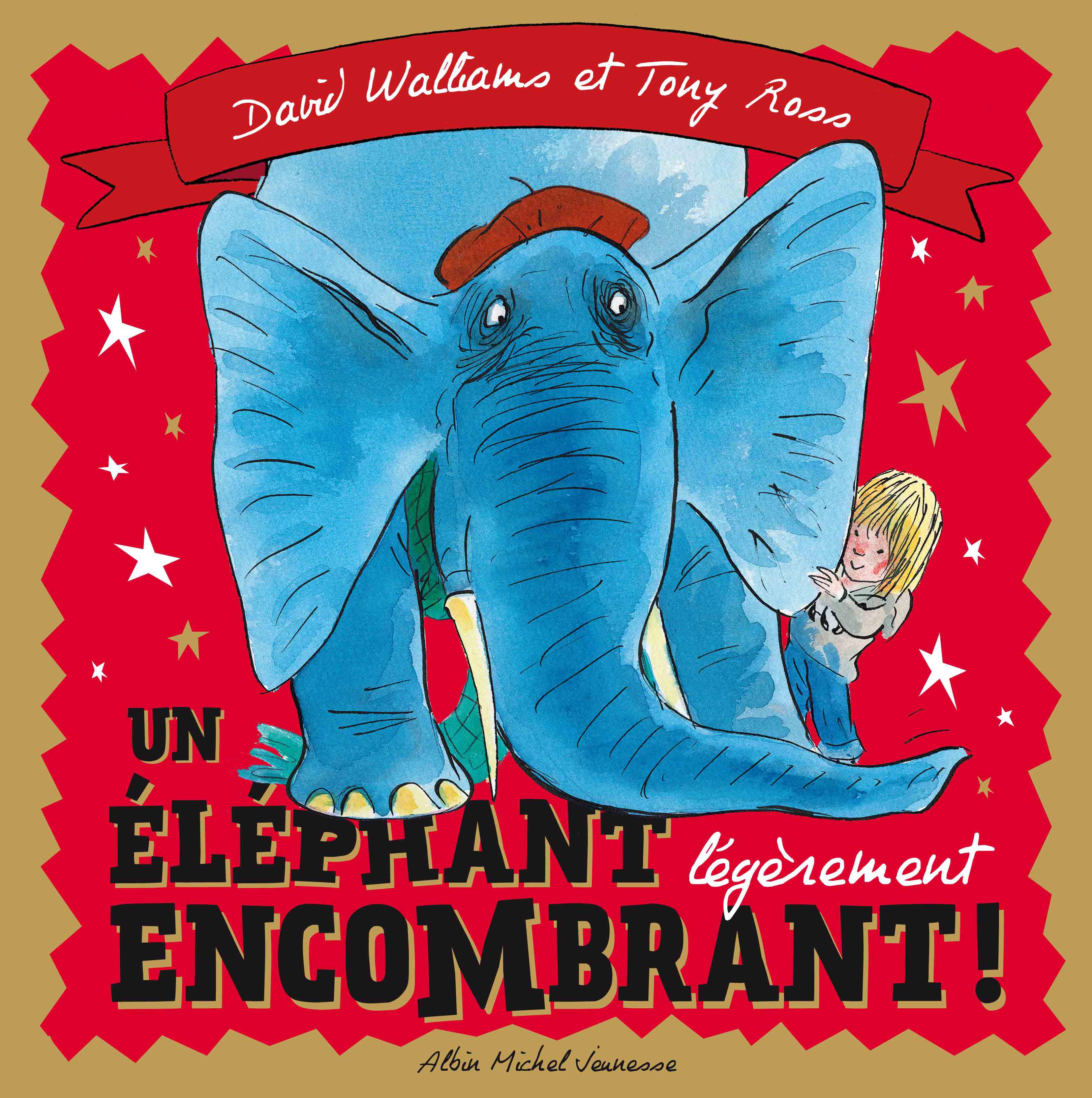 elephant encombrant