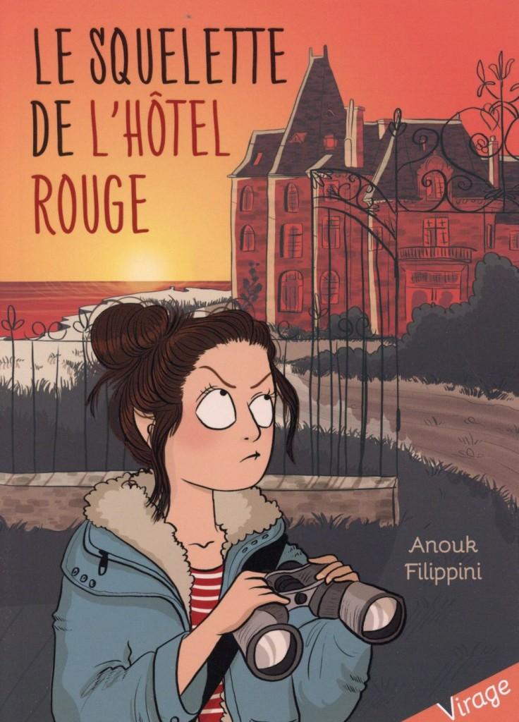 Squelette de l'Hotel Rouge