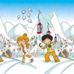Le livre après-ski: à nous les vacances d'hiver! (2015)