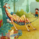 Ma nounou est une girafe (2016)