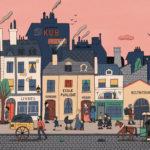Rue des Quatre-Vents, au fil des migrations (2018)